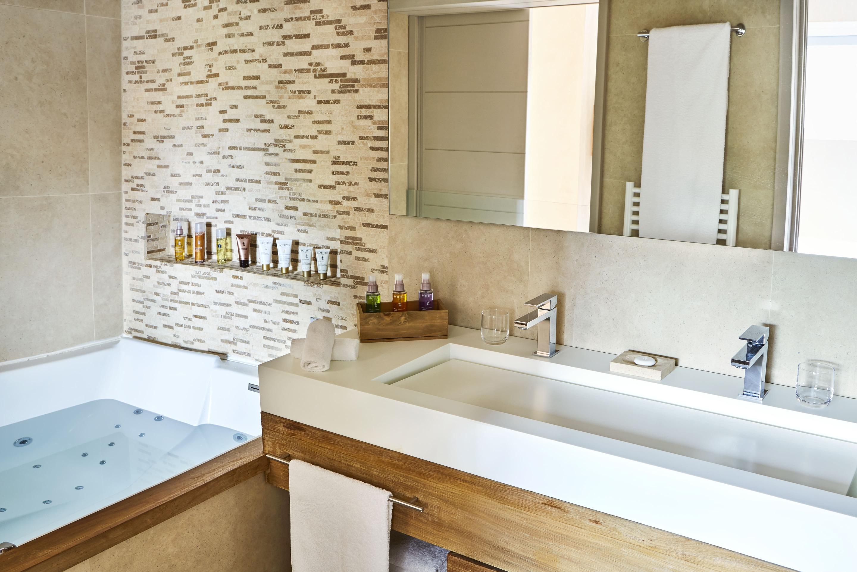 Salle de bain junior suite - Villa Cosy en Provence