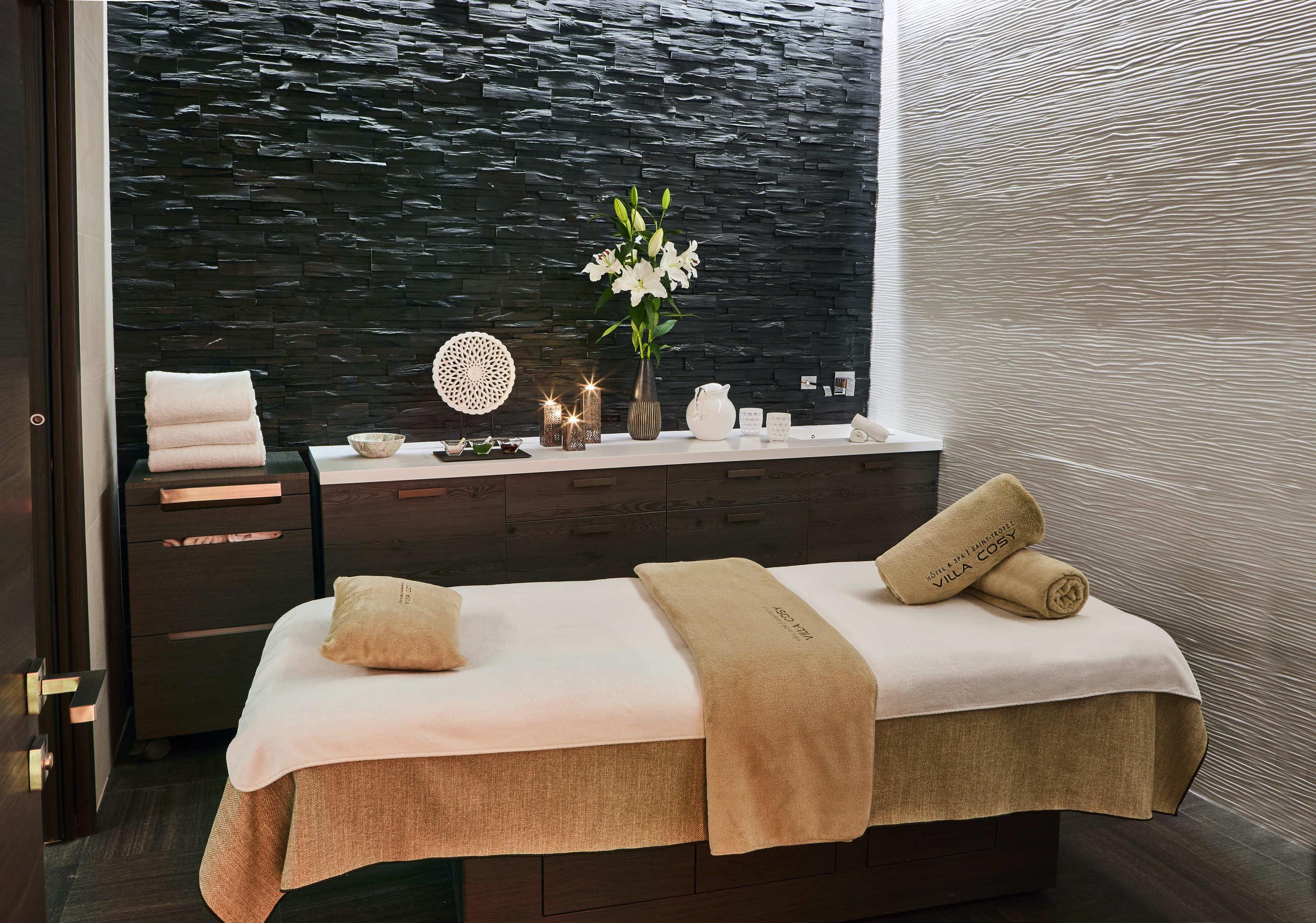 Pause beauté et massage à Saint-Tropez